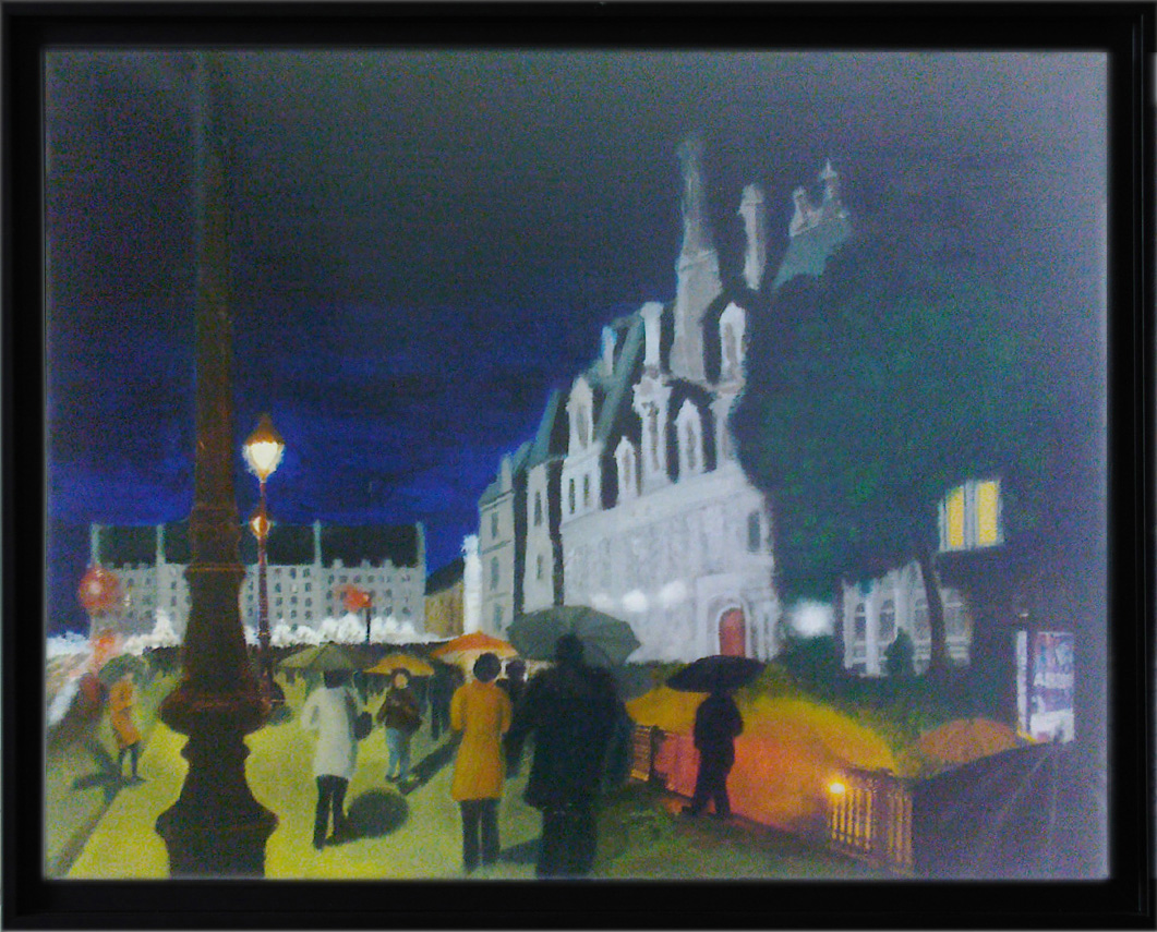2 hotel de ville h collages 61x50