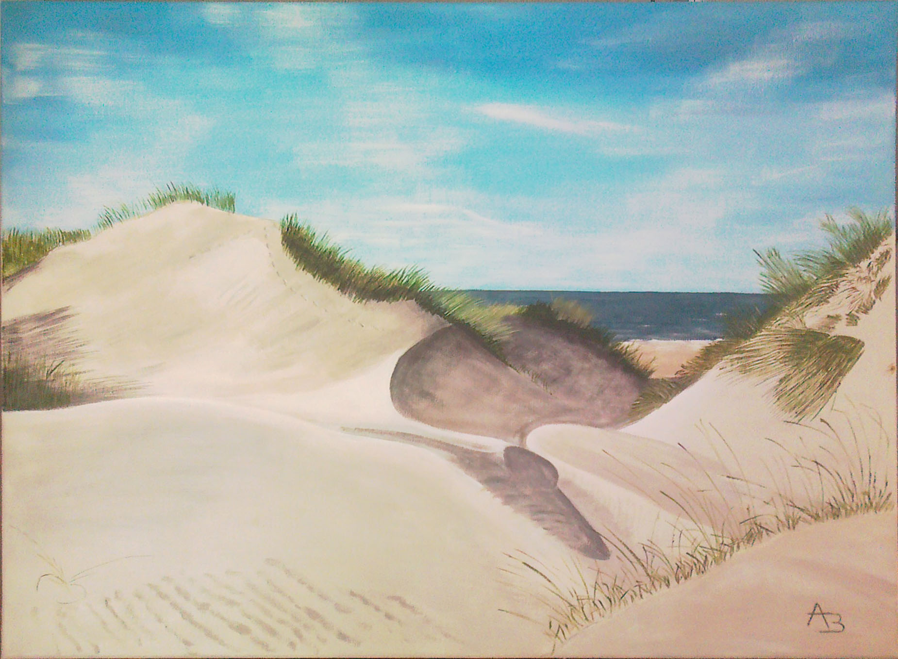Dune a oleron