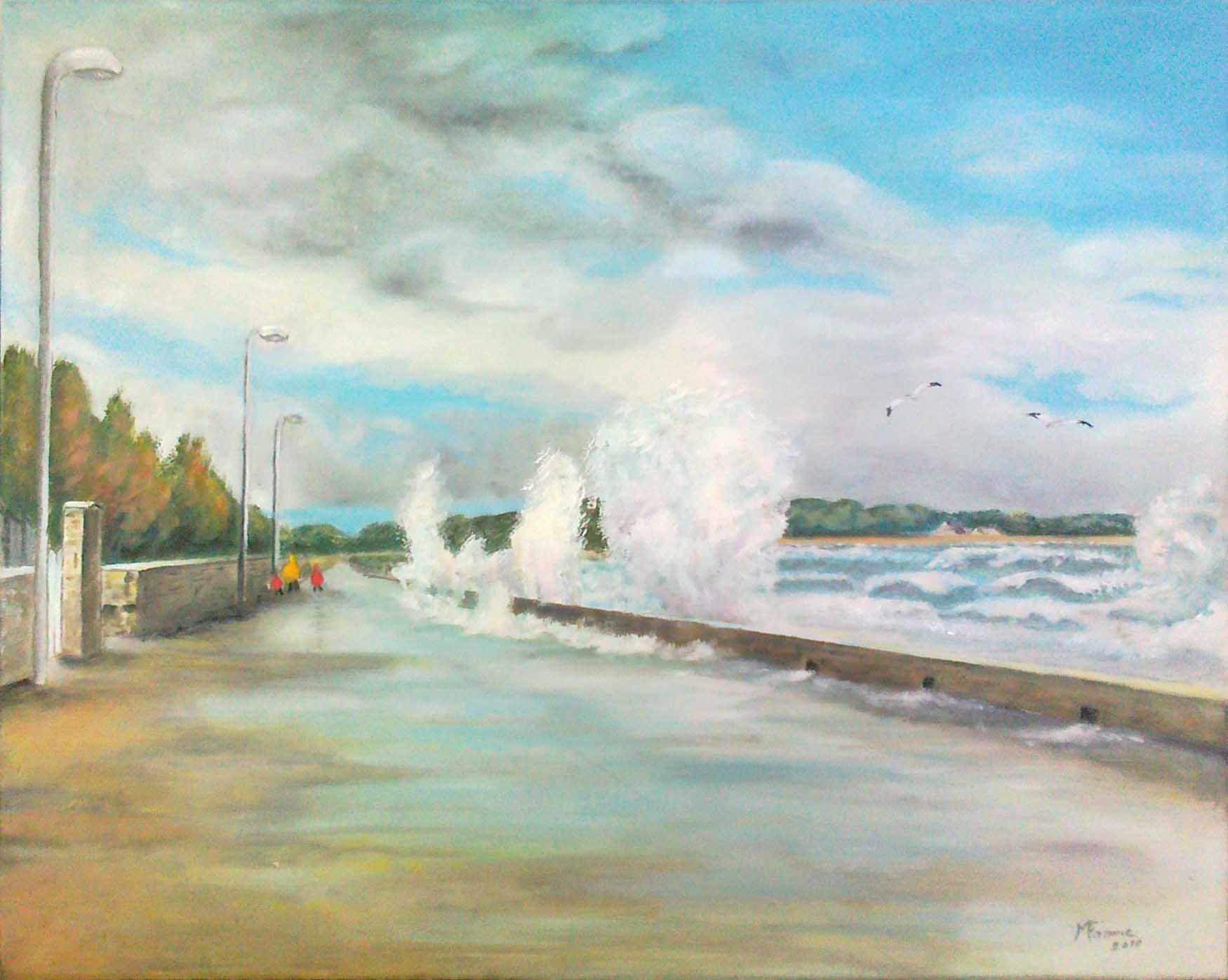 Grande maree