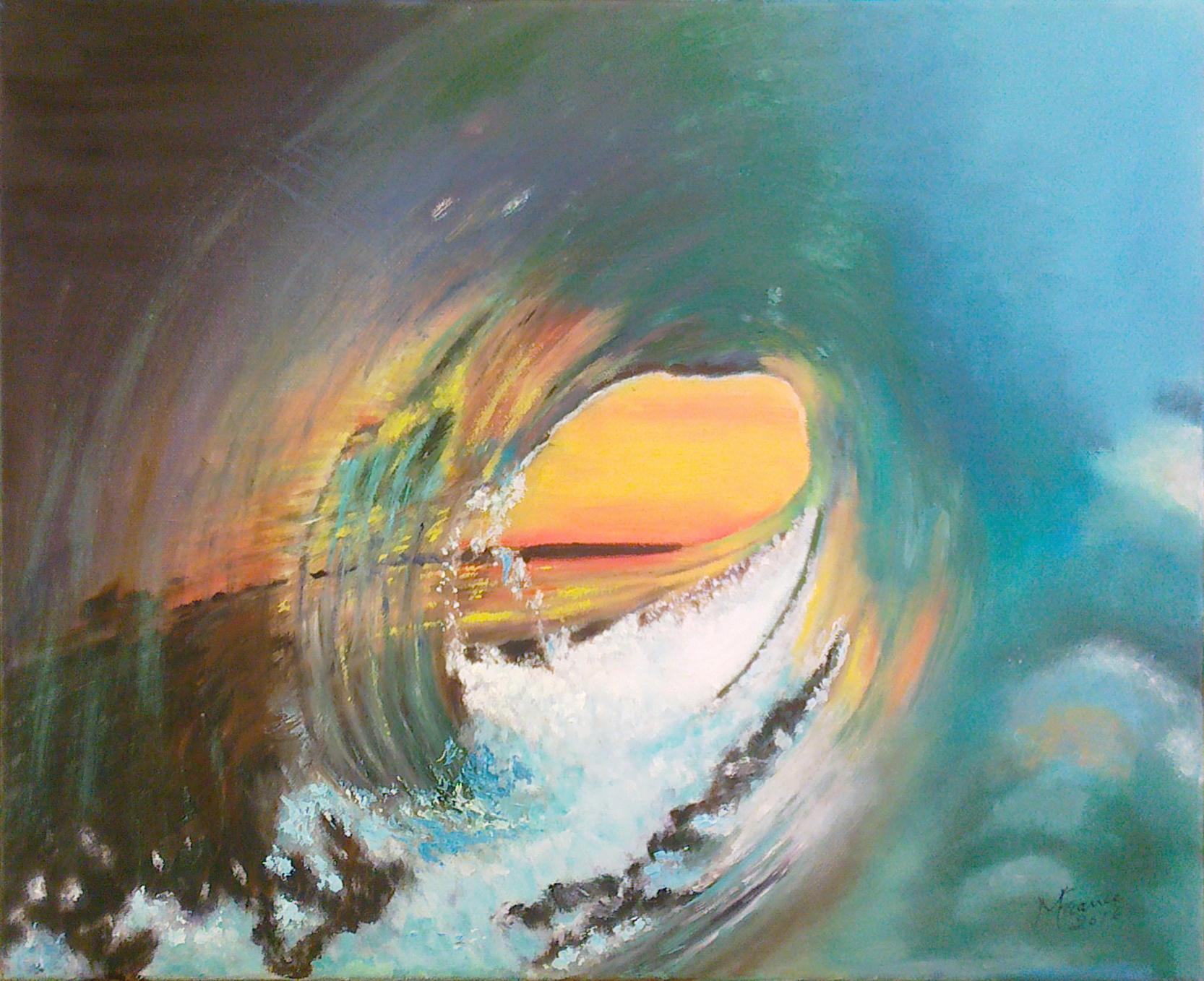 La vague 1