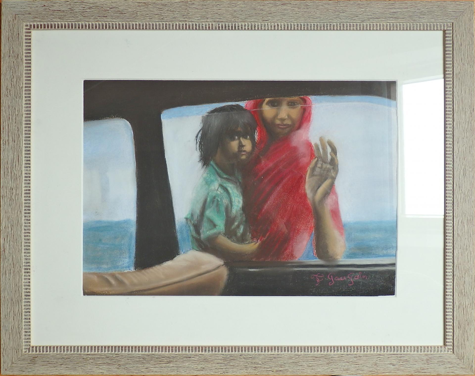 Mendiante pastel 35x50