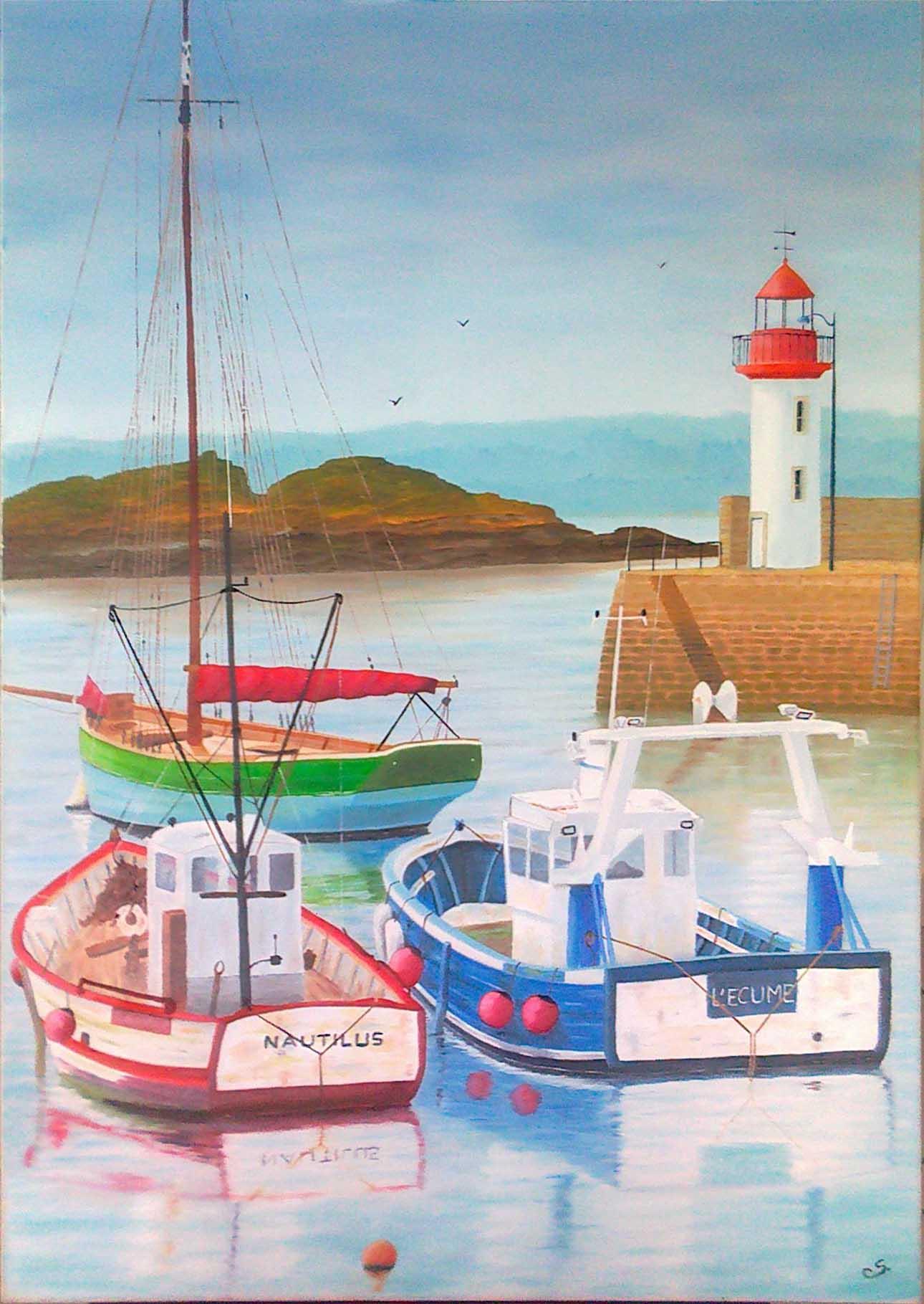 Port d erquy