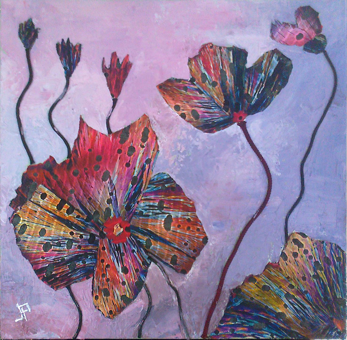 Tissusflowers