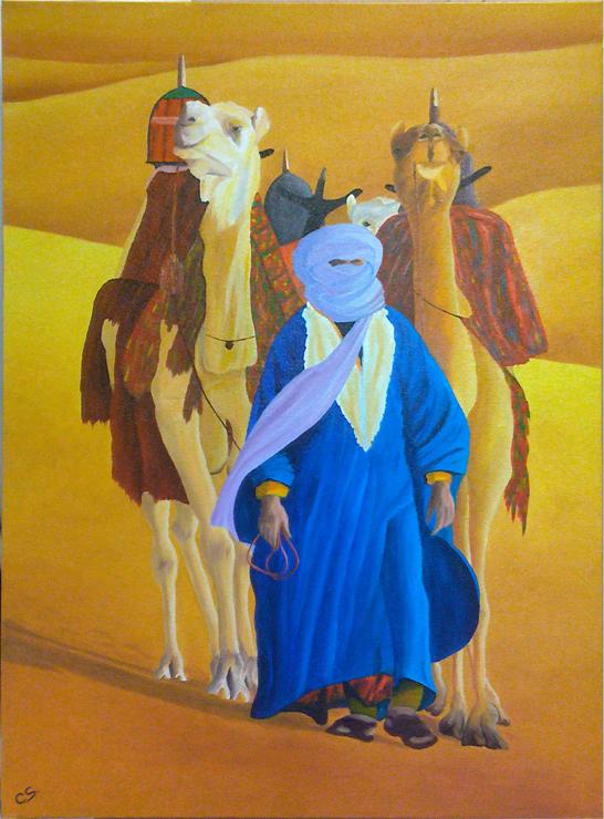 Un bedouin 1